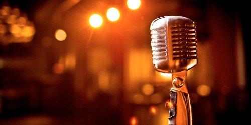 Microfone Para Cantores